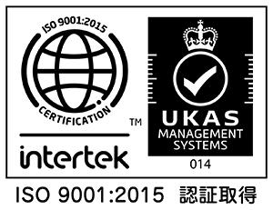 ISO9001認定ロゴマーク