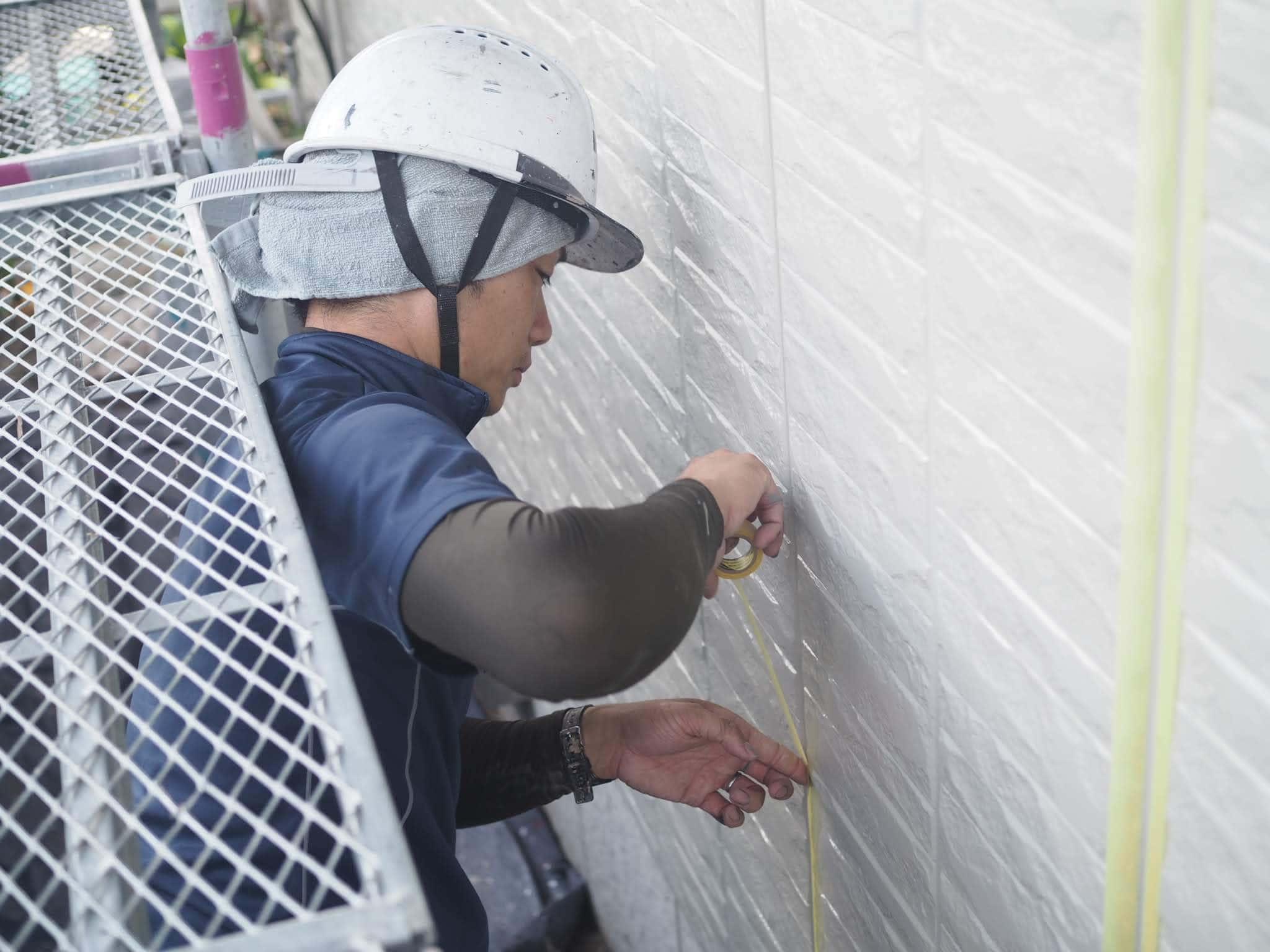 塗装職人イメージ1
