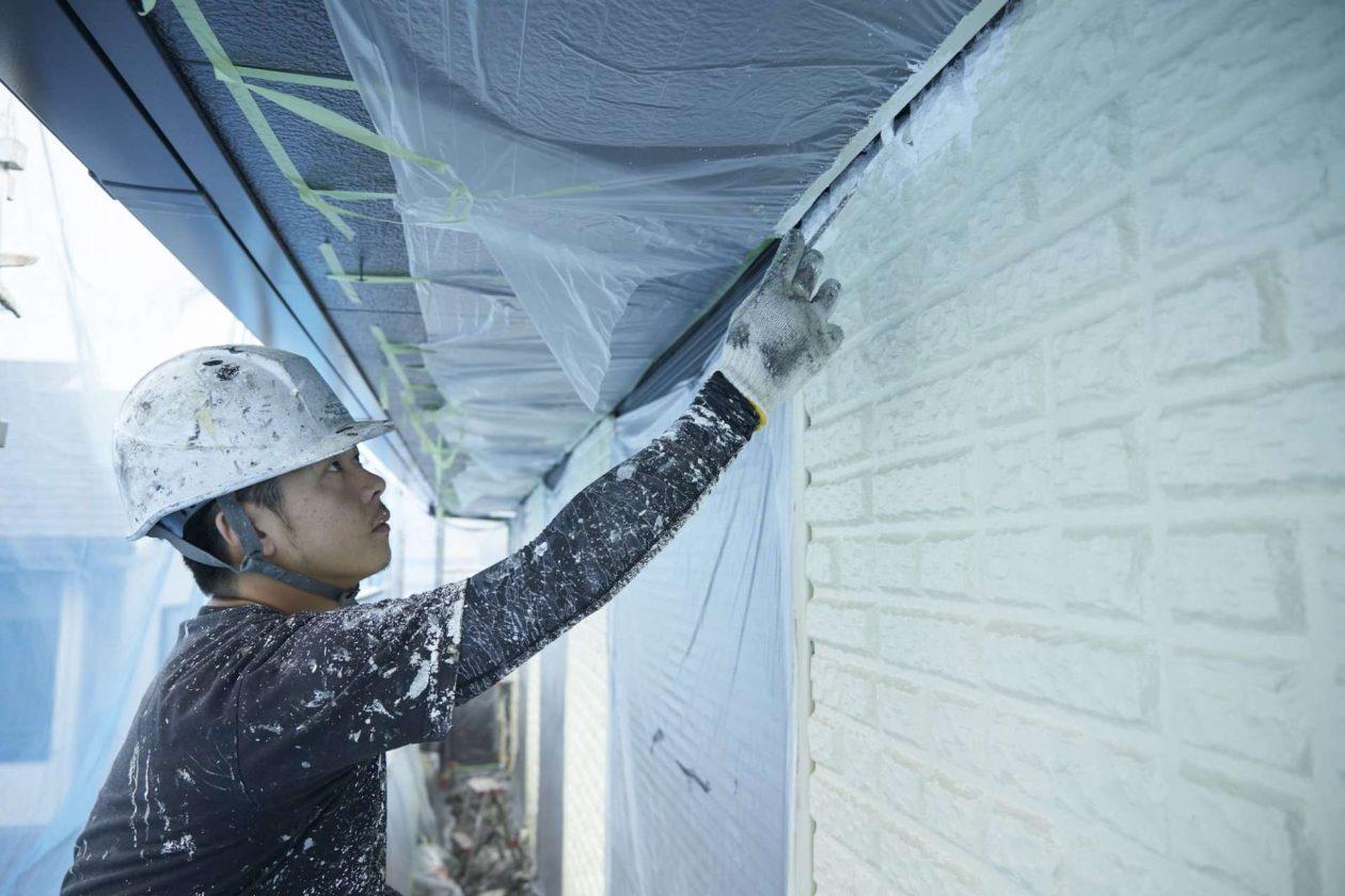 外壁塗装業者選びのポイント-商談時の説明と施工内容は一致しているか?イメージ