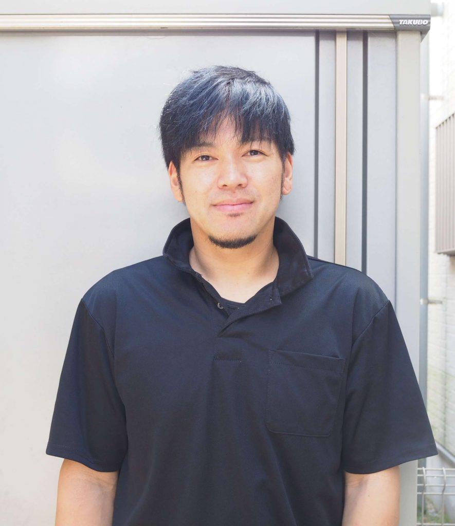 三和塗装 夏目社長イメージ