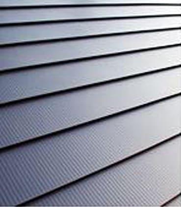 ガルバニウム鋼板屋根イメージ