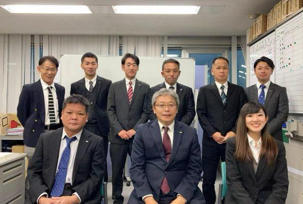 静岡支店 全体写真2020