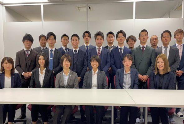 大阪支社全体写真2020